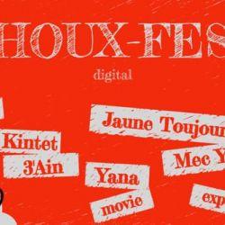 Jaune Toujours + Mec Yek  live at Chouxfest